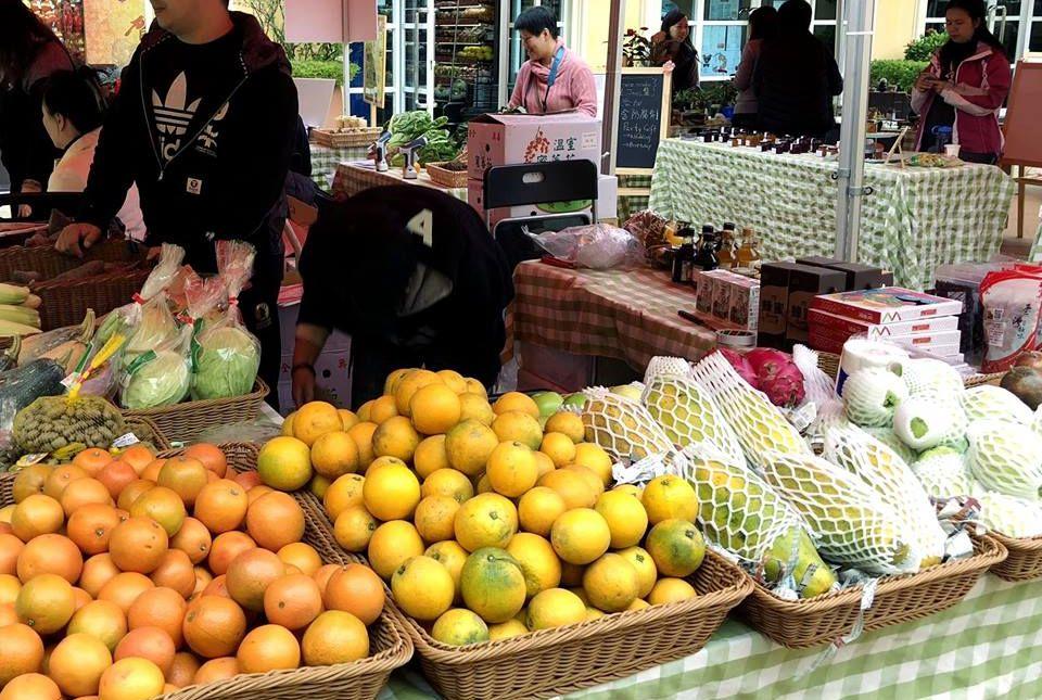 黃金海岸 Farmers' Market 週末市集上亦會有各種本地農作物、農產品發售。