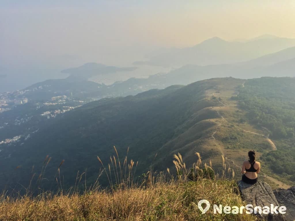 【香港郊遊好去處】11 大行山路線推薦 馬鞍山昂平 大金鐘