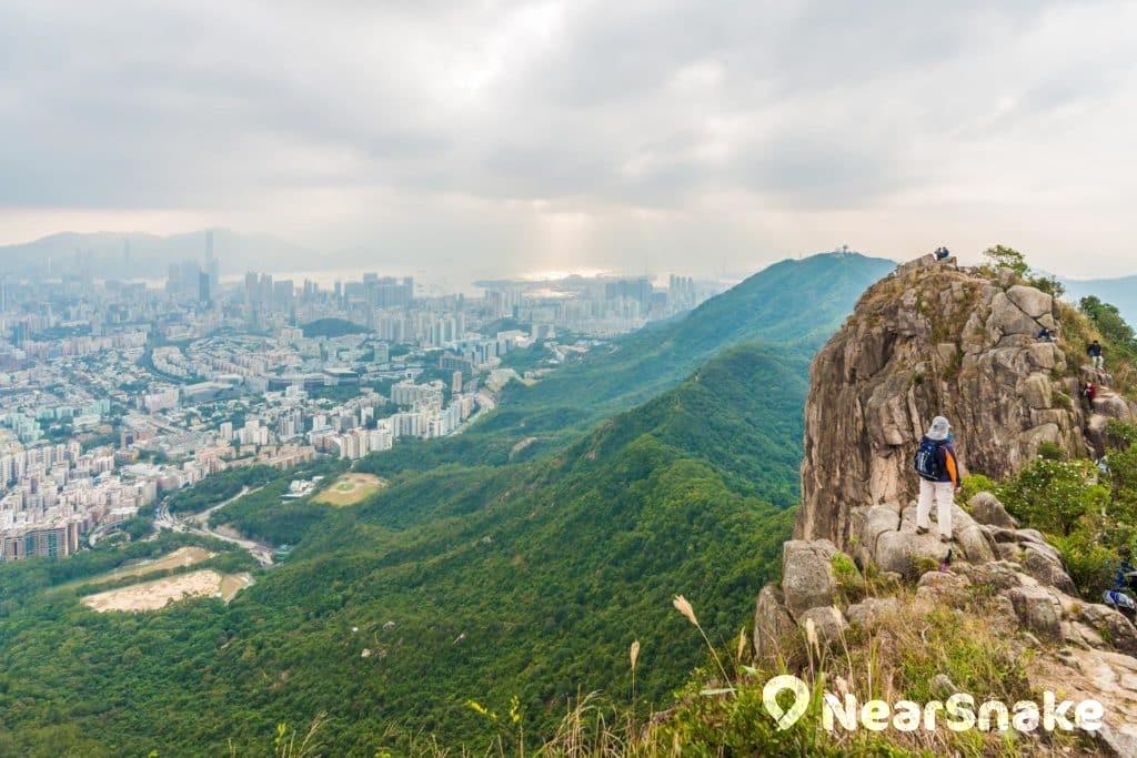 【香港郊遊好去處】11 大行山路線推薦 獅子山