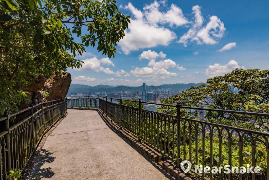 【香港郊遊好去處】11 大行山路線推薦 太平山頂 盧吉道