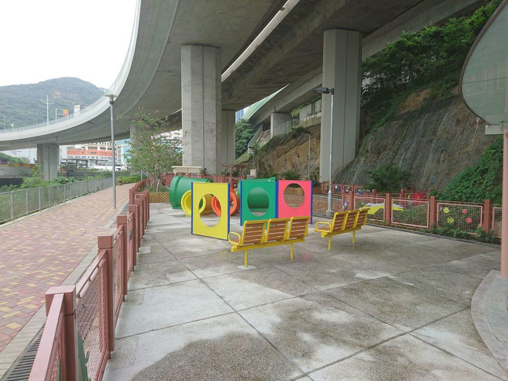 黃竹坑涌尾寵物公園