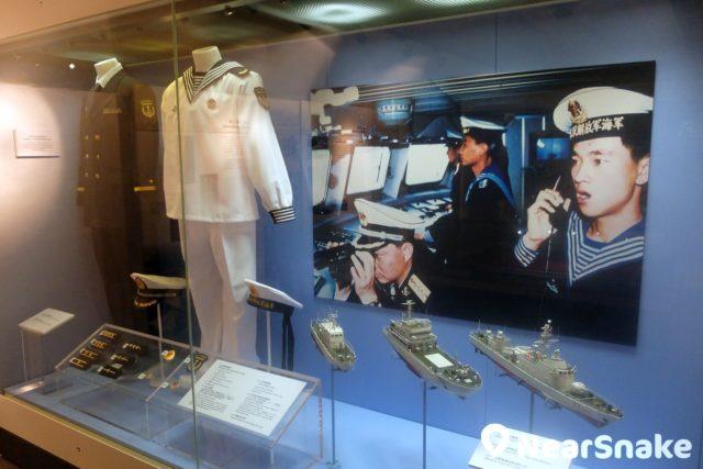 閣下沒見過海上的解放軍嗎?先在香港海防博物館看看他們的制服吧!