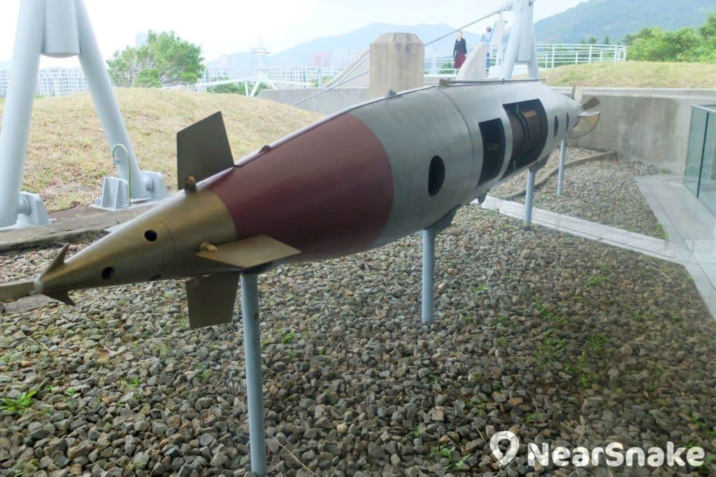炸彈或許還會見過,魚雷該從沒見過吧?香港海防博物館擺放了魚電的實物模型,歡迎參觀。