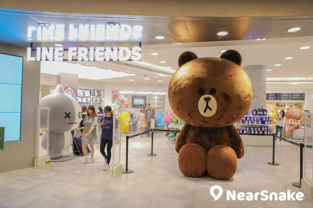 香港將首次舉辦 LINE FRIENDS RUN。