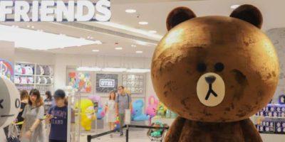 apm:香港最大LINE FRIENDS專門店體驗