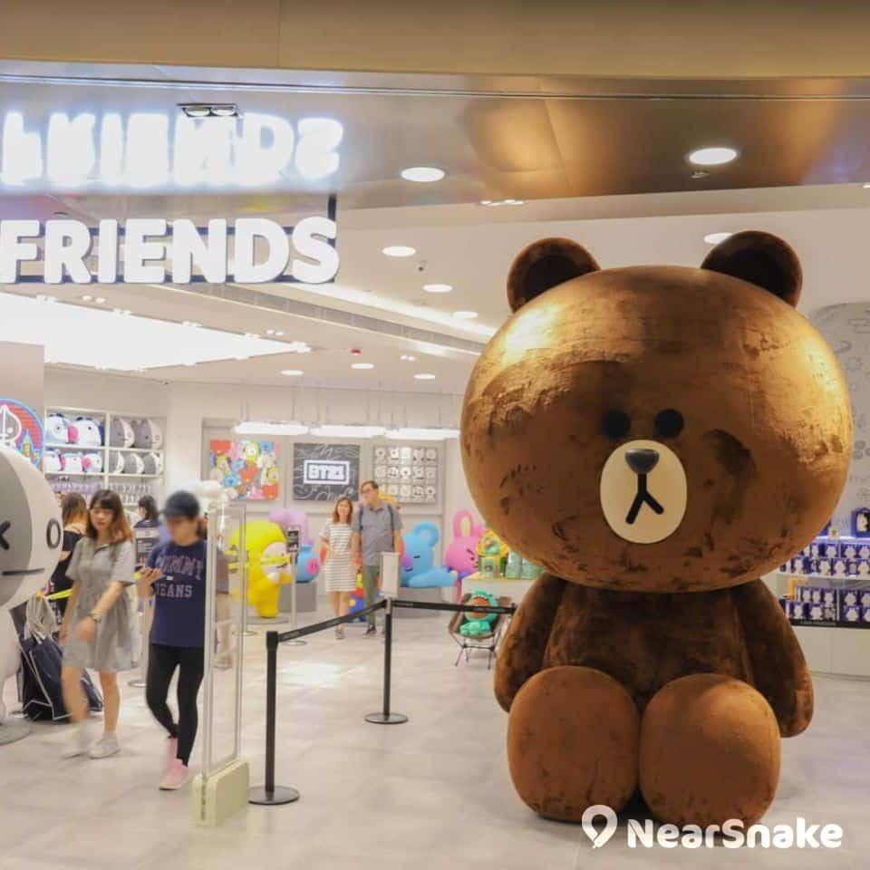 apm:香港最大LINE FRIENDS Store進駐apm BT21專區8大超級宇宙新星列陣 觀塘apm新景點 ...