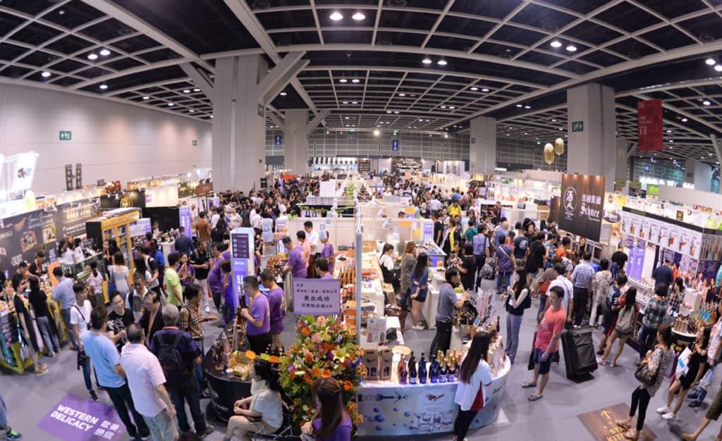 美食博覽將匯集全球各國及地區的參展商。
