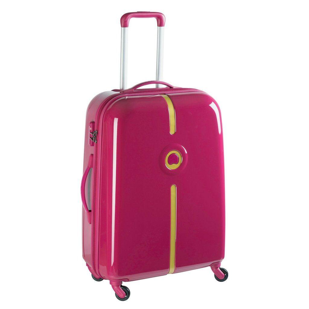 "Delsey 30"" FLANEUR77 CM 四輪行李硬箱 Pink 由 $2,980 減至 $599 港元。"