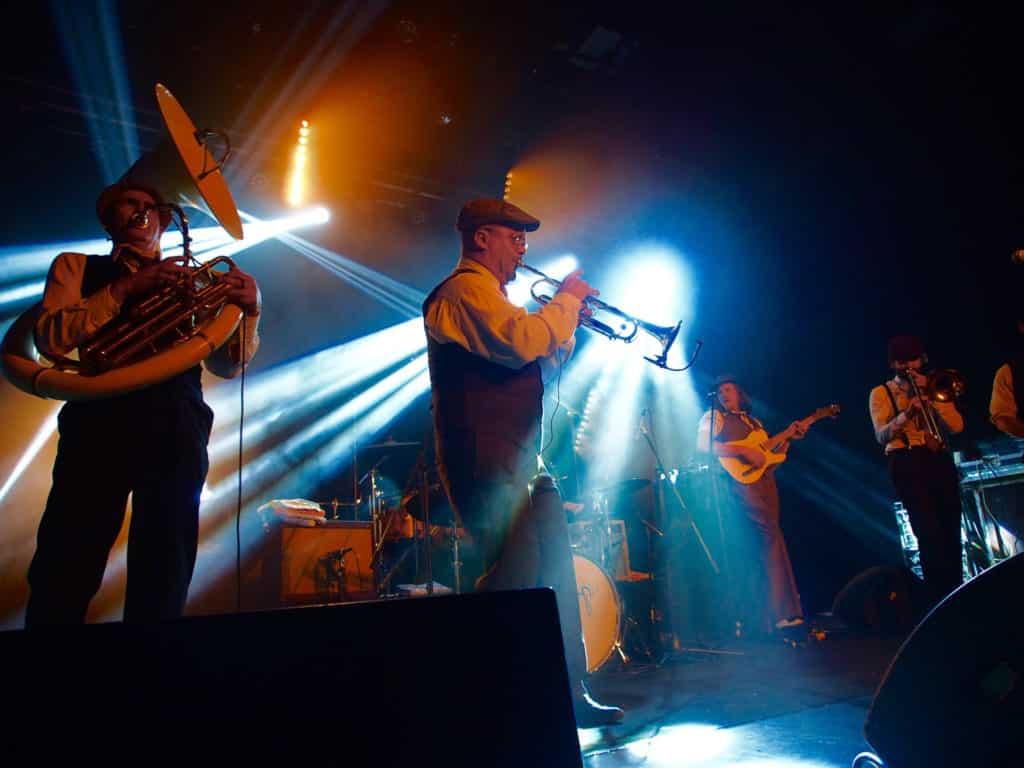 快活谷法國五月之夜演項目:放克(Funk)及非州節奏(Afrobeat) – Le Syndicat du Chrome樂隊-法國銅管樂隊