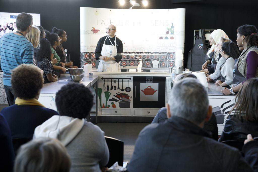 Salon du Chocolat 朱古力工作坊將請來加拿大及香港朱古力及糕點大師,教授食譜及分享心得。