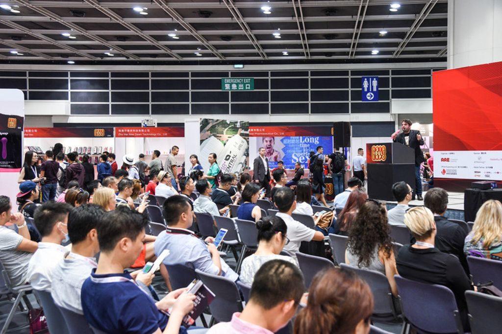亞洲成人博覽 2017 的商業訪客突破 4,500 人次,吸引來自 40 個不同國家與地區的專業訪客。