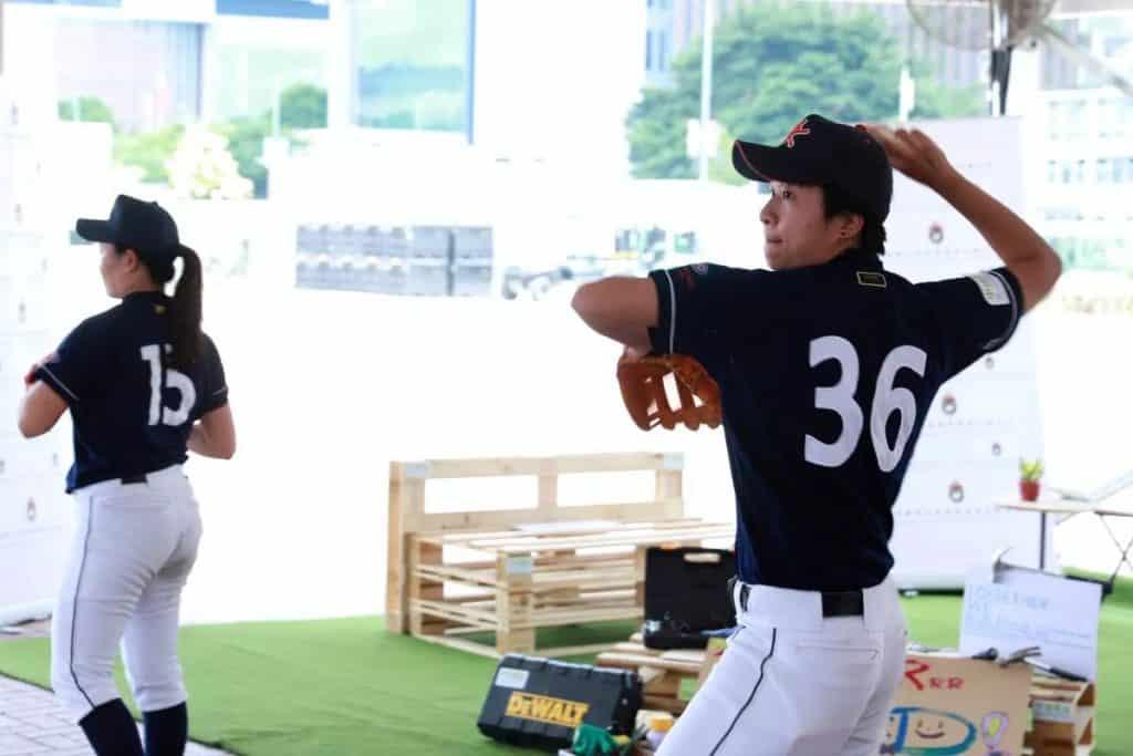 香港棒球總會將於中環海濱活動空間舉辦「多元棒球體驗同樂日」,推廣簡易版棒球運動。