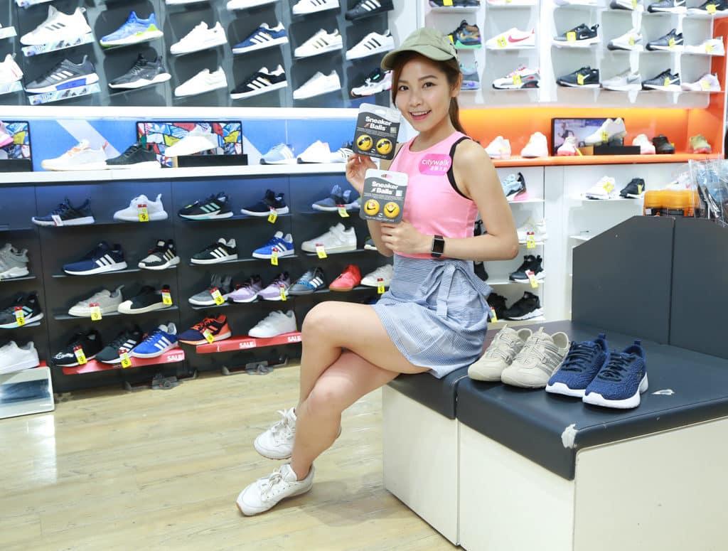 荃新天地「全城運動折」有超過 15 間運動零售品牌參與。