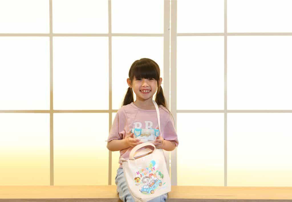 D‧PARK 推出環保生活體驗套票,內含 Clip Fresh 保鮮盒,更附有可愛的 Donut & Ah Meow 環保袋,有助培養孩子珍惜食物的好習慣!
