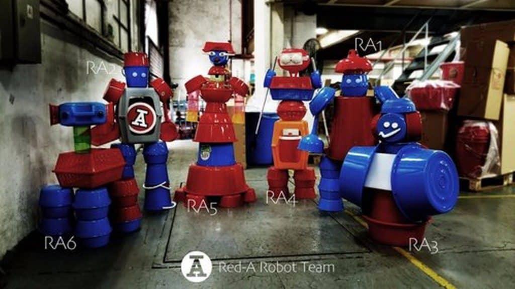 想知紅 A 水桶成功背後有什麼有趣小故事?大家來到香港掂檔本地品牌展中自可找到答案。