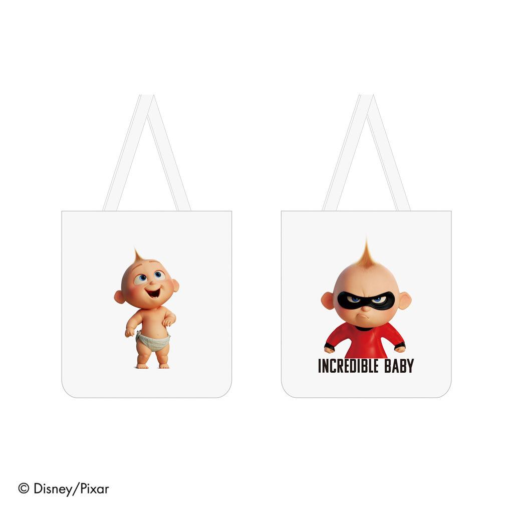 《超人特工隊2》Tote Bag手提袋
