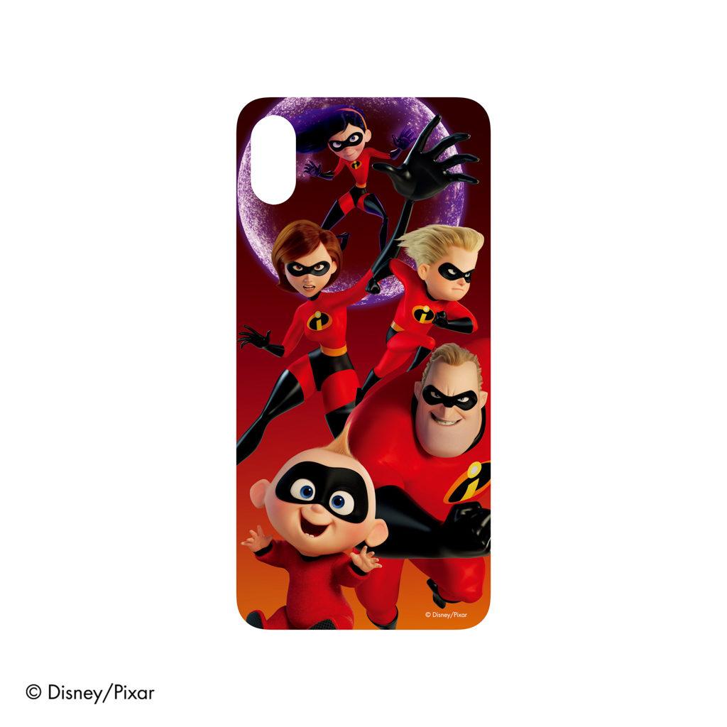 《超人特工隊2》系列超能家族手機殼