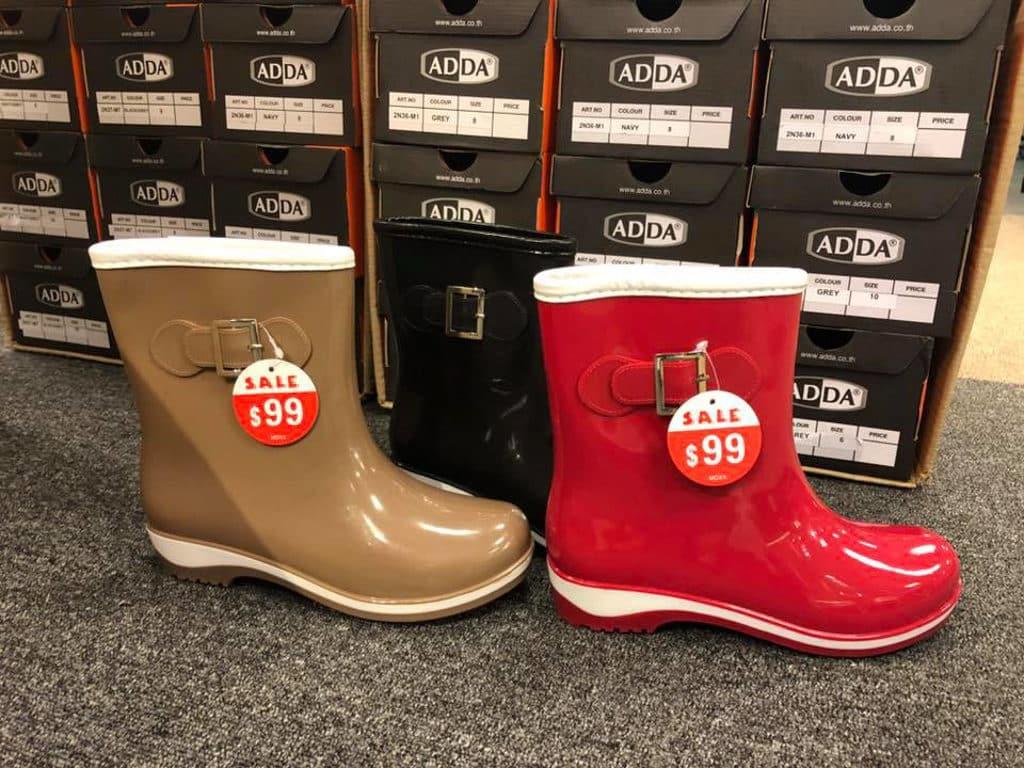 馬拉松開倉推介貨品:ADDA 水鞋 $99 港元