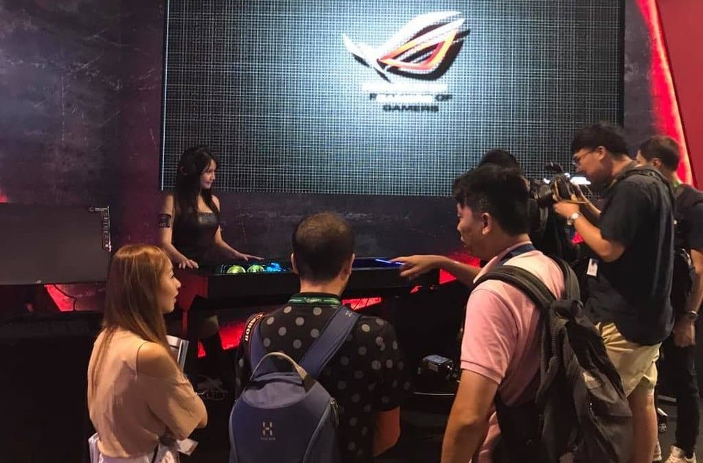 香港電腦通訊節 2018 將與電競音樂節結合,8 月 24 至 27 日假灣仔會展舉行,展商數目逾 200 個。