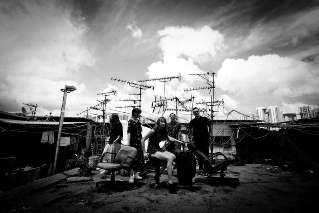 饒滾搖館音樂派對表演單位 Opium 樂隊,曲風遊走於 Trip Hop、靈魂、龐克、雷鬼、流行、搖滾之間,呈現非常多元化的面貎。(圖片來源:饒宗頤文化館官網)