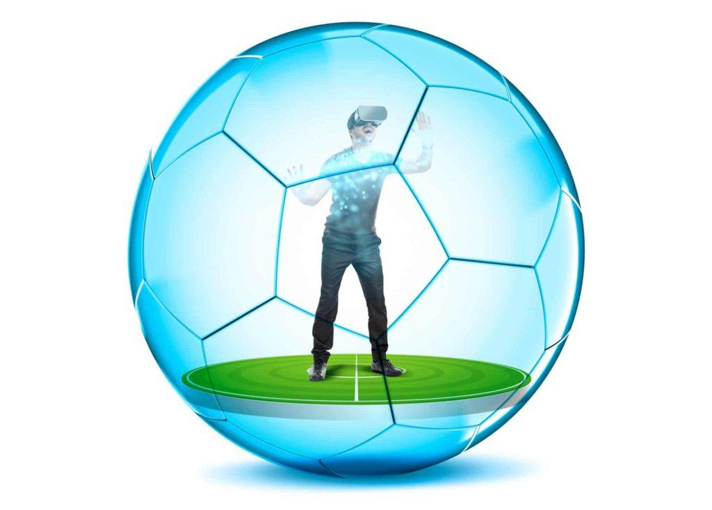 「上水廣場 × emoji Sports Fiesta」期間會推出「VR 足球挑戰賽」,參加者將置身於 3 米的巨型足球內挑戰足球遊戲。