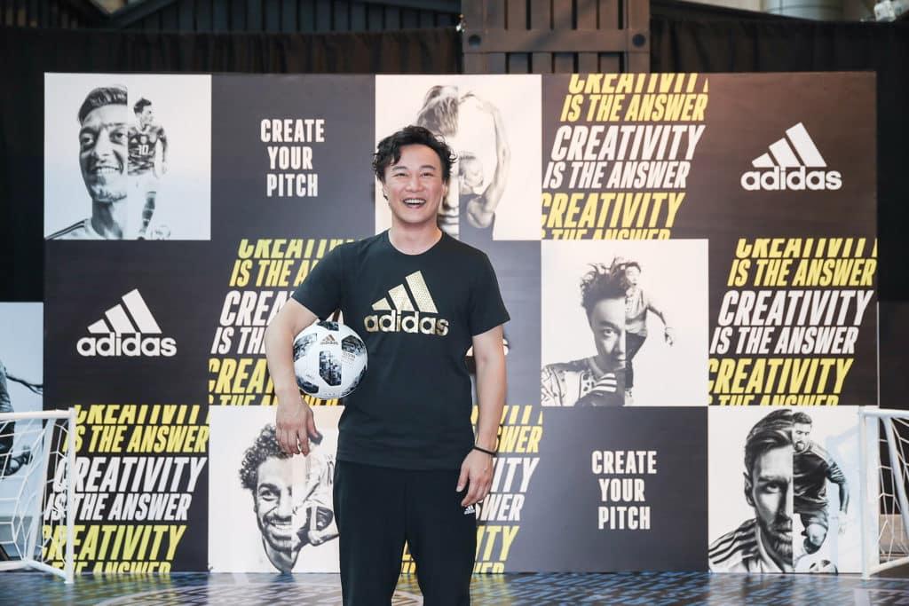 朗豪坊 x adidas Football「Create Your Pitch」活動圖片