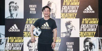 朗豪坊 × adidas Football「Create Your Pitch」