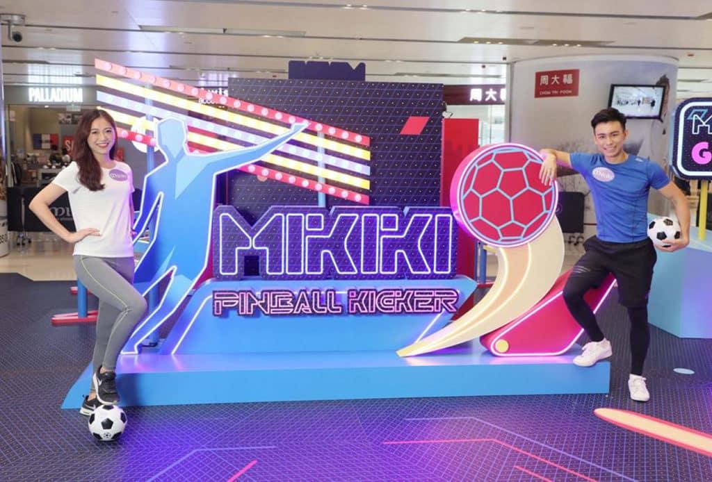 Mikiki 在佔地逾 2000 呎主題佈置設有 3 大玩樂拍照場景。