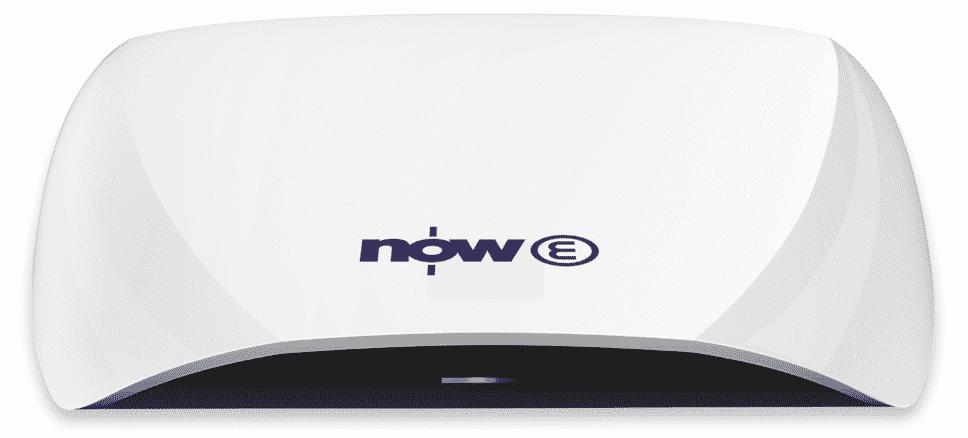 透過 Now E 專用的 Android TV 機頂盒可在電視收看世界盃賽事。