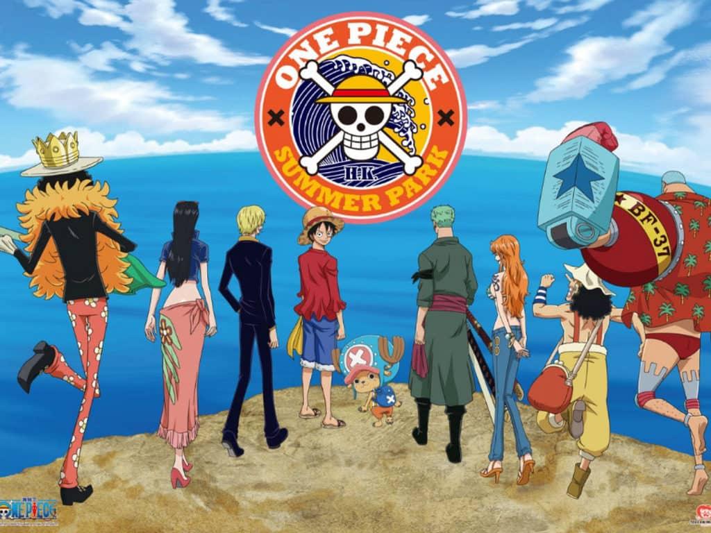 海賊王 One Piece Summer Park 2018