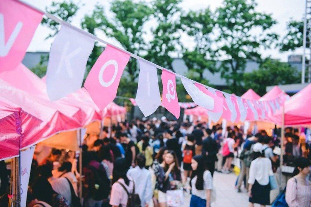 Pinkoi 品品市集泰國祭會設有 Pop-Up Store,展出網站數十件人氣泰國文創商品,並細說其故事。