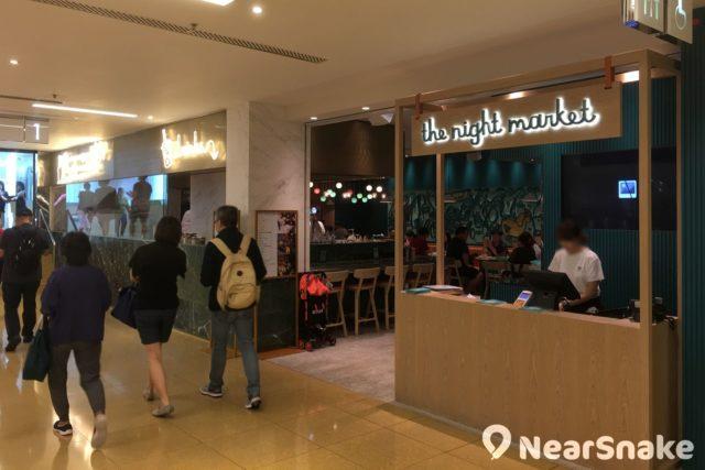 The Night Market 由移居香港的台灣人經營,大部份食材均由台灣當地直送香港。