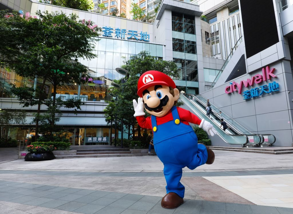 亞洲玩具展 TOYSOUL 2018 – Junior 內設有電玩區,讓大家免費試玩瑪利歐系列三大遊戲,體驗打機快感。