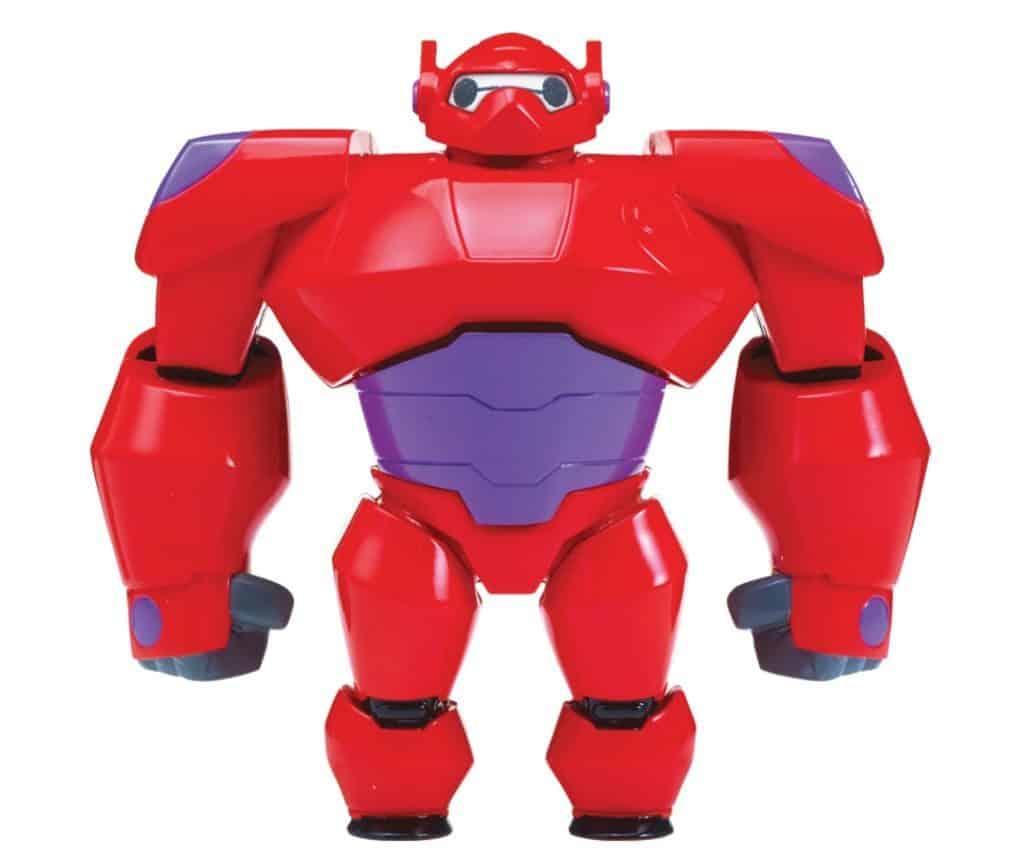 亞洲玩具展 TOYSOUL 2018 – Junior 設有期間限定店,發售多款卡通動漫玩具如 Big Hero 6 大英雄、機動戰士系列等。