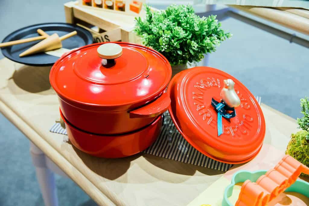 BRUNO 多功能炆煮鍋 Grill Pot。