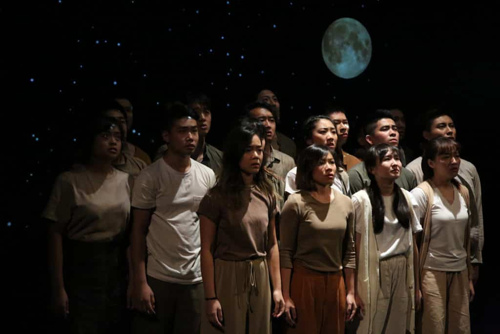 跨界大龍鳳藝術節亦有不少劇場演出。