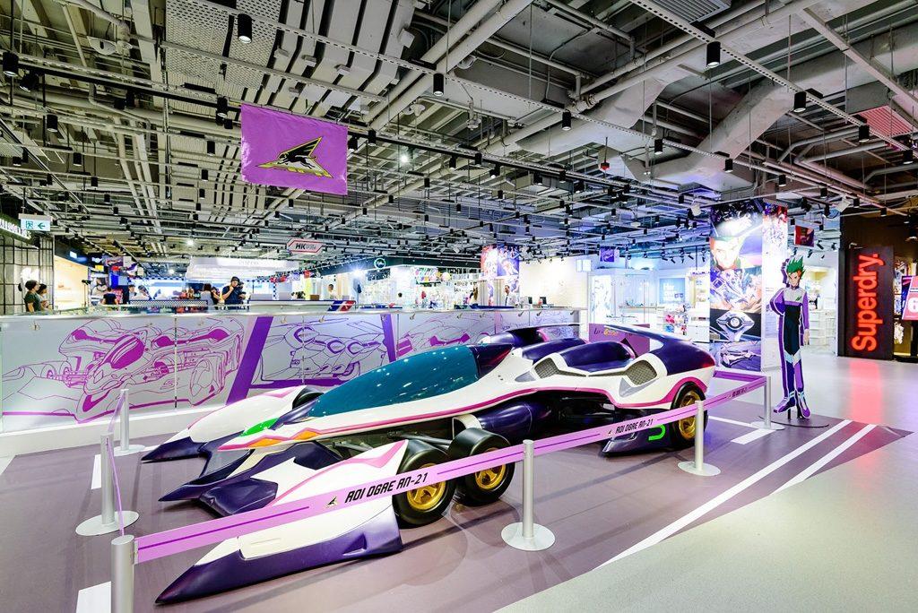 海港城:LCX × 高智能方程式 HK GP 2018 活動圖片 4