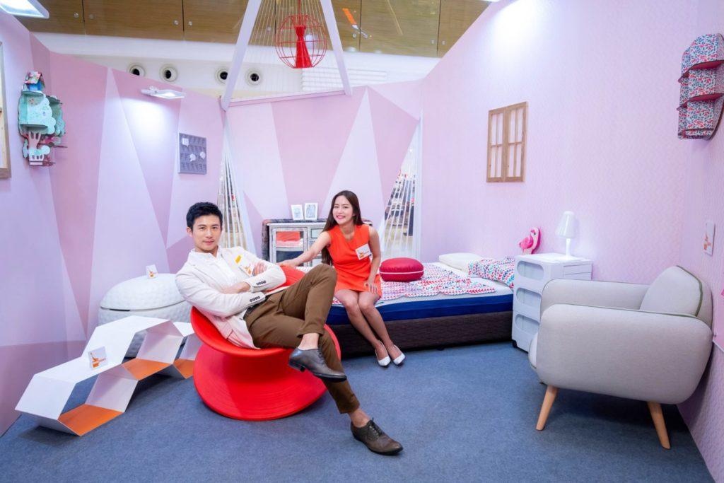 第 9 屆香港家居折以「放眼未來生活」為主題,提供智能家居解決方案。