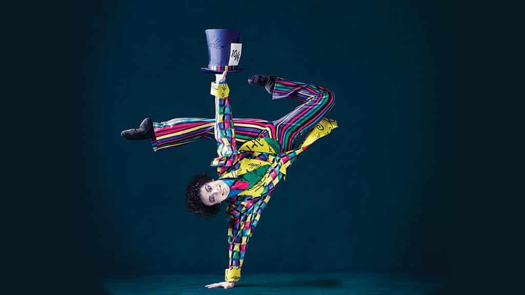 《愛麗絲夢遊仙境》芭蕾舞劇服飾展覽及巡遊: 絢麗多彩的瘋帽匠