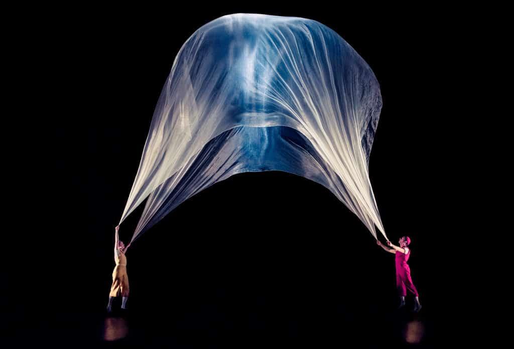 國際綜藝合家歡2018 形體劇場《大風吹》