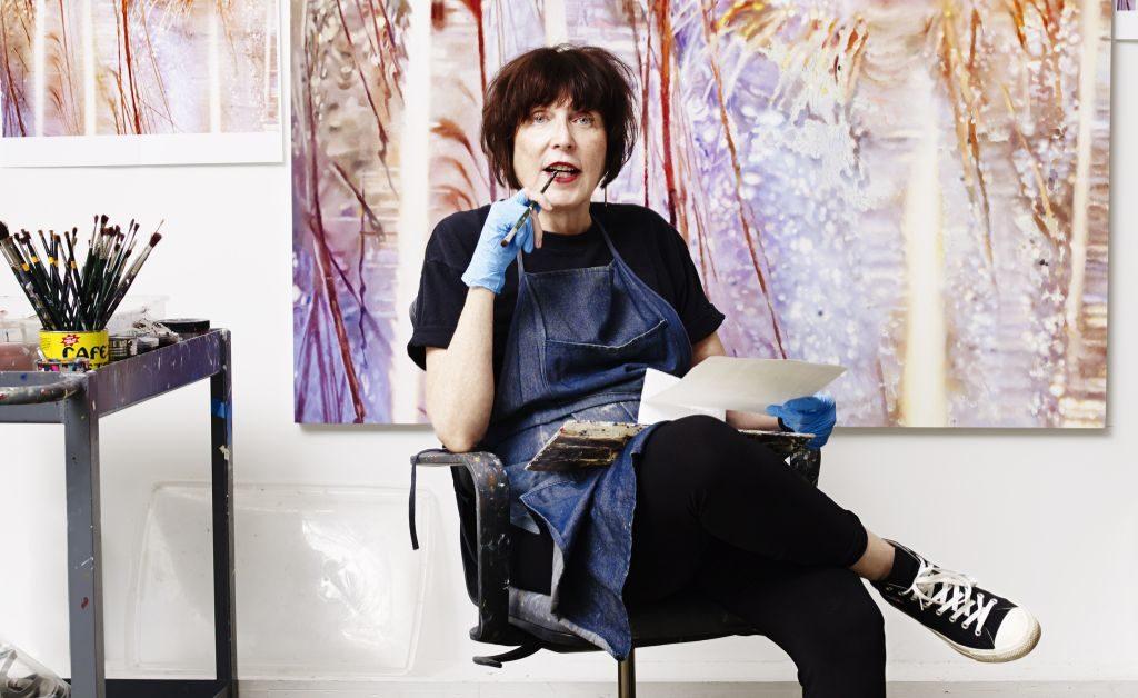 立木畫廊:瑪麗蓮·敏特個人作品展 專題圖片