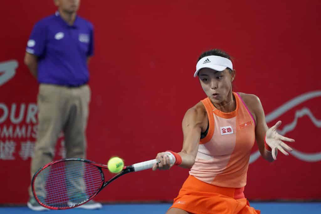 保誠香港網球公開賽 2018 - 保誠香港網球公開賽雲集頂級國際級球手。