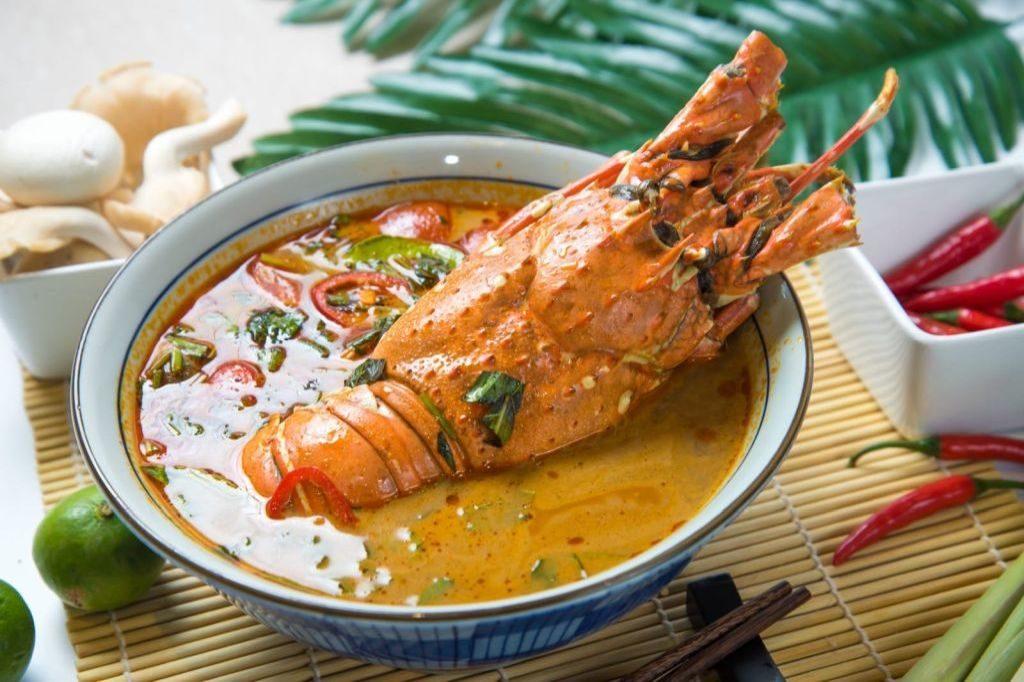 珀麗酒店:味歷亞洲海鮮自助晚餐 - 龍蝦冬蔭功