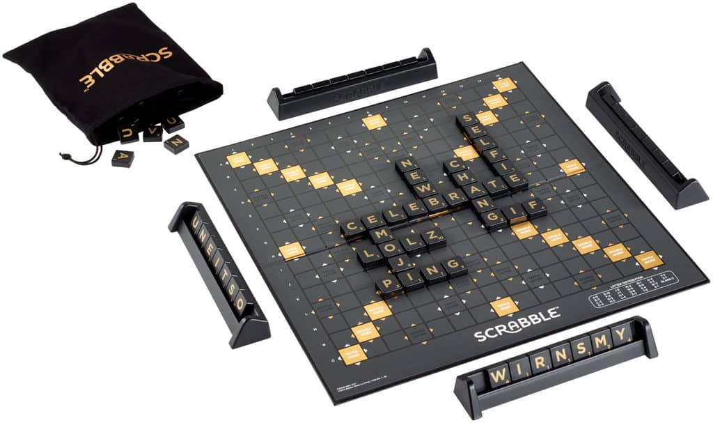 SCRABBLE 70周年香港挑戰賽:70 周年特別版Scrabble