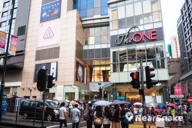 The One 商場 縮圖