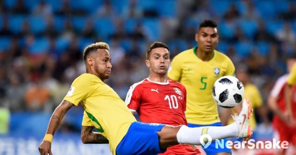 巴西於 2018 世界盃 8 強止步,令今屆世界盃四強變成歐洲天下。