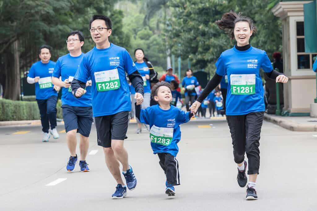 此慈善跑是唯一獲國際馬拉松及道路賽協會(AIMS)認可的本地慈善跑步賽事。個人及家庭跑手可選擇參與半馬拉松、10公里、5公里、3公里(少年/親子)等多項賽事。