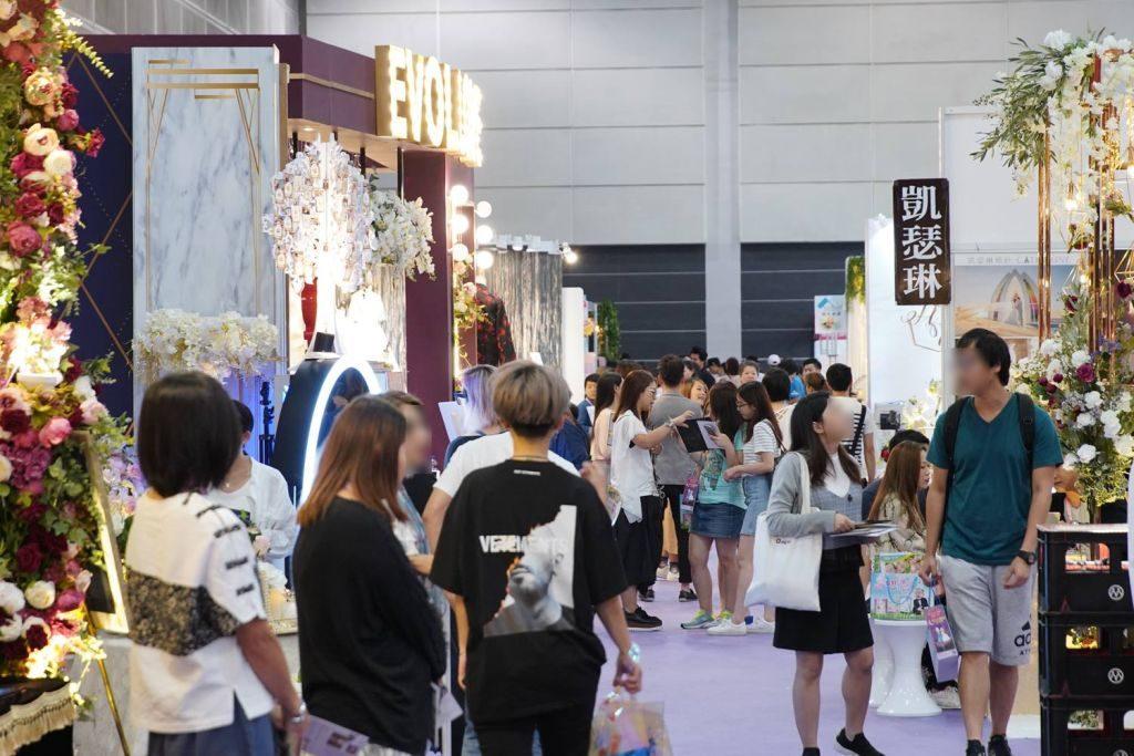 香港結婚節乃準新人搜集婚嫁產品及服務資訊的好去處之一。