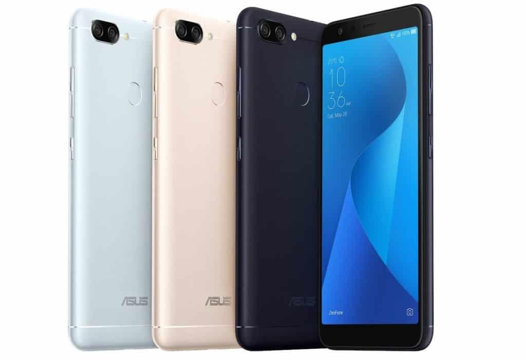 電腦通訊節2018優惠:ASUS ZenFone Max Plus — 優惠價:$499(原價:$1,798 )|數量:10 部