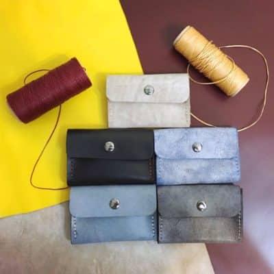 「好老皮Good Leather」各式各樣的皮製產品。
